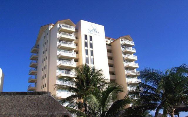 Hotel Condominios Salvia Cancún en Zona Hotelera