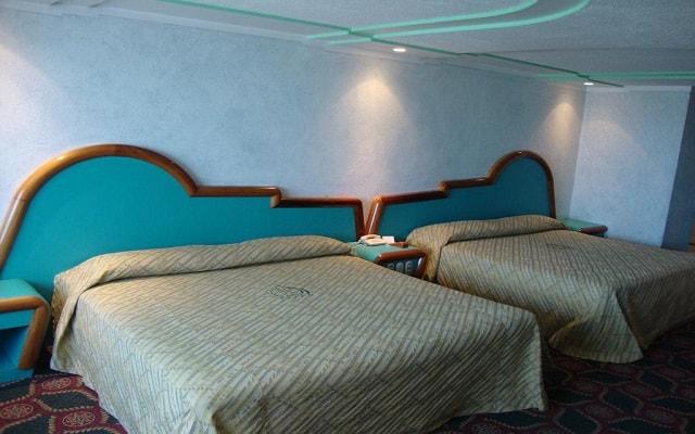 Hotel Samil Plaza, luminosas habitaciones