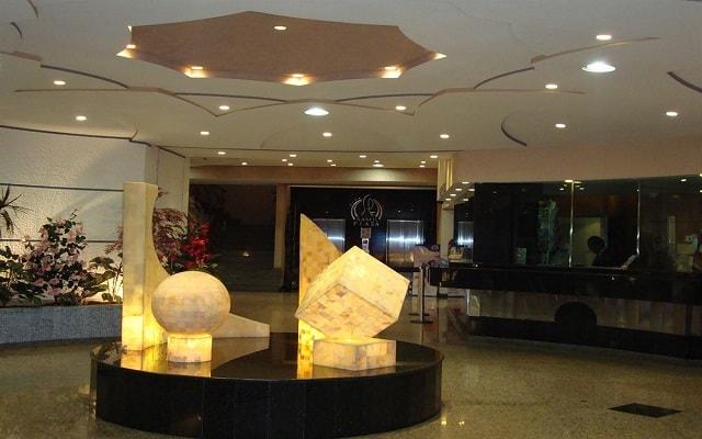 Hotel Samil Plaza en Insurgentes Norte