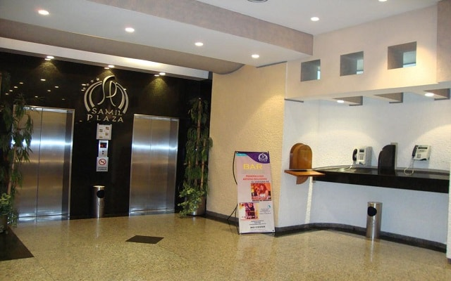 Hotel Samil Plaza, cómodas instalaciones