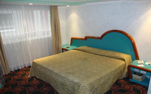 Hotel Samil Plaza, habitaciones con todas las amenidades