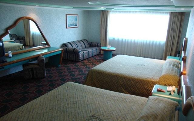 Hotel Samil Plaza, habitaciones bien equipadas