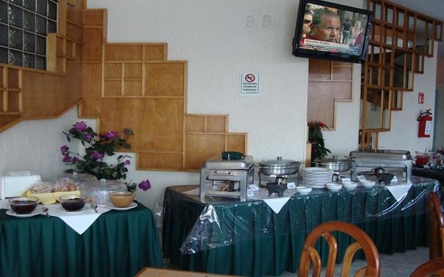 Hotel Samil Plaza, ricos platillos para tus comidas