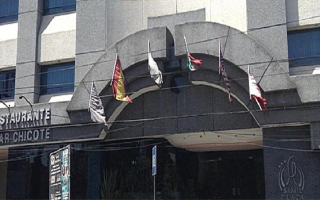 Hotel Samil Plaza, buena ubicación