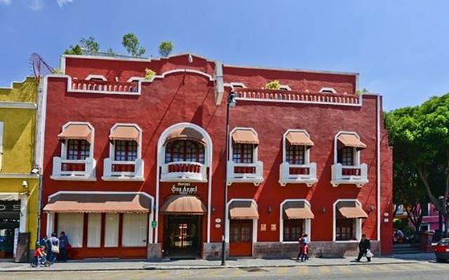 Hotel San Ángel Puebla en Puebla Ciudad