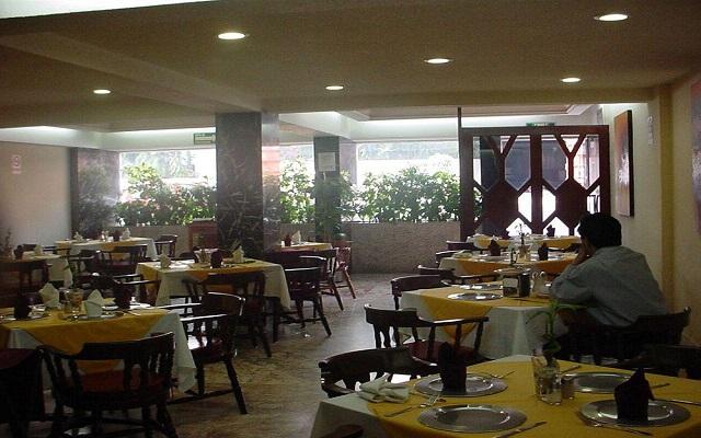 En el restaurante podrás encontrar comida mexicana e internacional