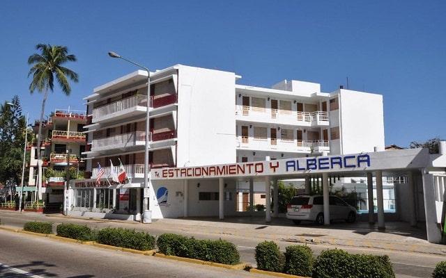Hotel San Francisco Acapulco en Zona Tradicional