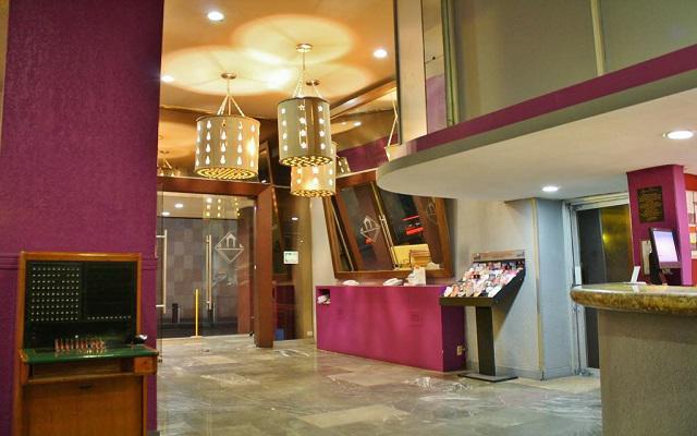 Hotel San Francisco Centro Histórico, espacios acogedores