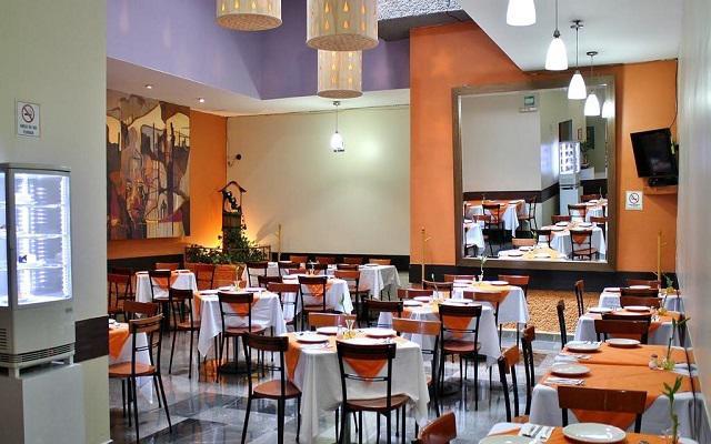 Hotel San Francisco Centro Histórico, escenario ideal para tus alimentos