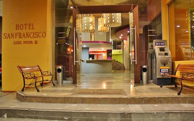 Hotel San Francisco Centro Histórico, muy buena ubicación en el Centro Histórico
