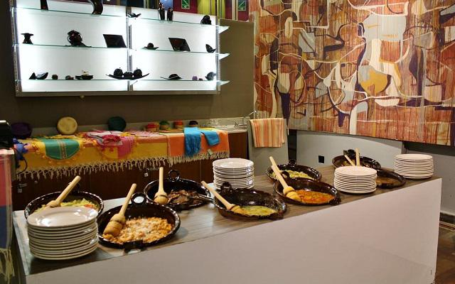 Hotel San Francisco Centro Histórico, buena propuesta gastronómica