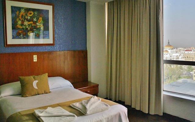 Hotel San Francisco Centro Histórico, habitaciones cómodas y acogedoras