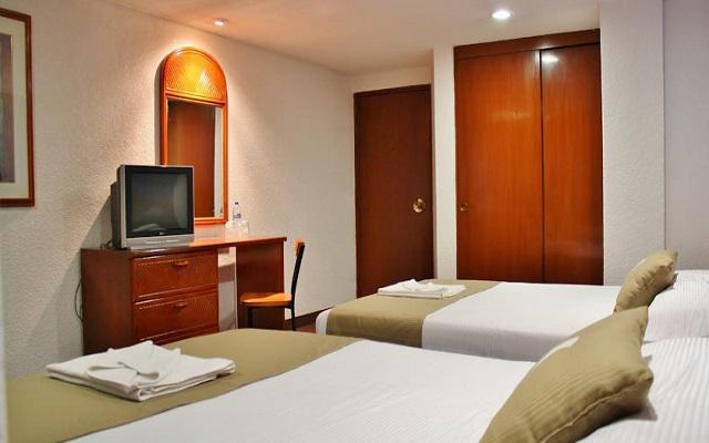 Hotel San Francisco Centro Histórico, habitaciones bien equipadas