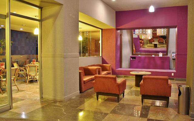 Hotel San Francisco Centro Histórico, Lobby