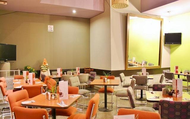 Hotel San Francisco Centro Histórico, disfruta tus comidas en ambientes agradables