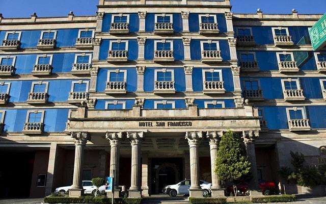 Hotel San Francisco León