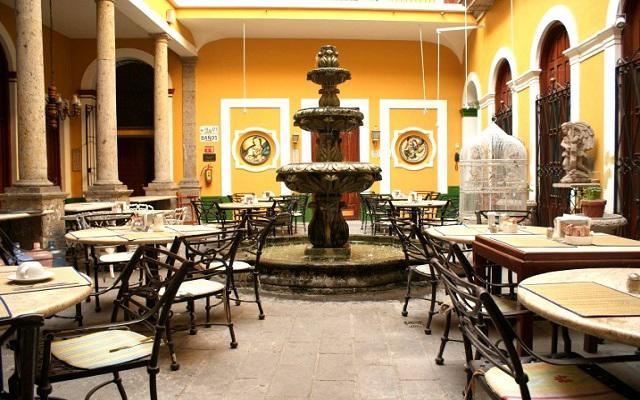 Prueba platillos de la cocina mexicana e internacional