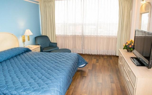 Hotel San Francisco Toluca, amplias y luminosas habitaciones