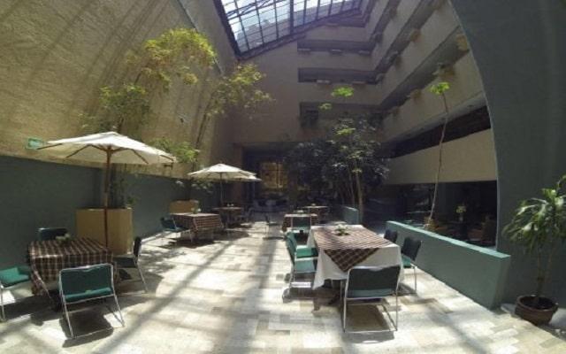 Hotel San Francisco Toluca, cómodas instalaciones