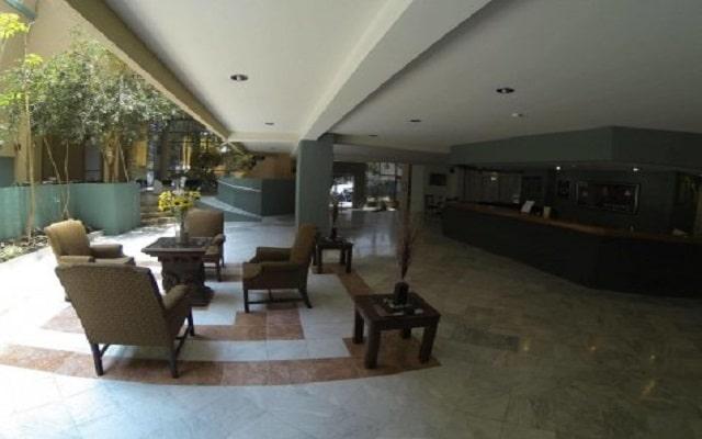 Hotel San Francisco Toluca, confort en cada sitio