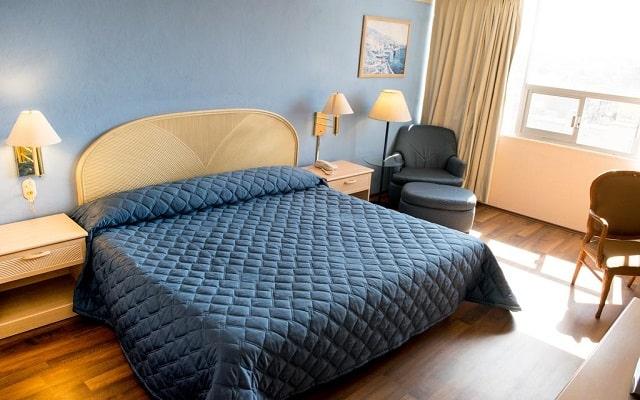 Hotel San Francisco Toluca, descansa en la comodidad de tu habitación