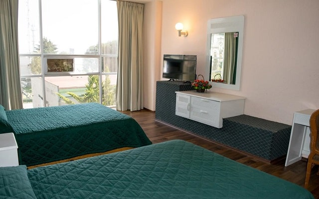 Hotel San Francisco Toluca, disfruta de un momento de tranquilidad