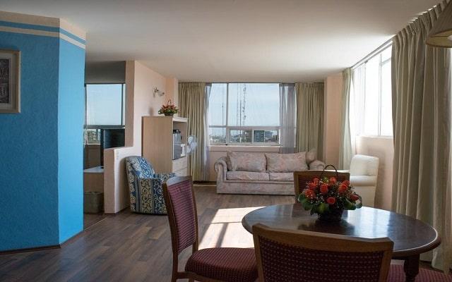 Hotel San Francisco Toluca, espacios con gran confort