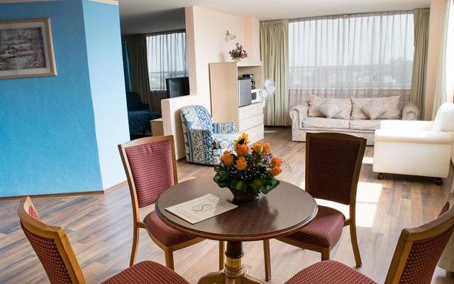 Hotel San Francisco Toluca, espacios diseñados para tu descanso