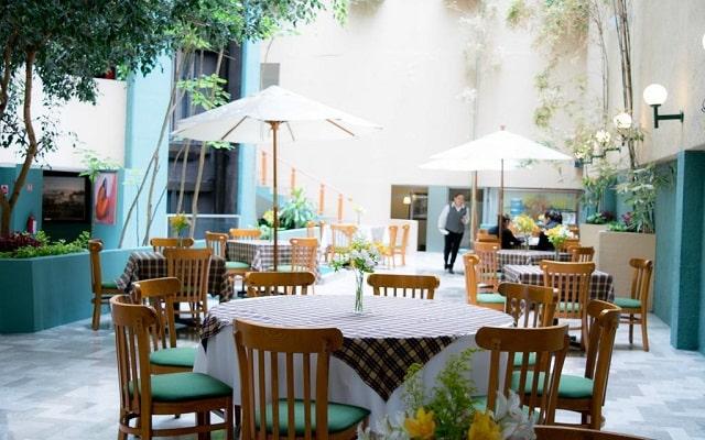 Hotel San Francisco Toluca, gastronomía de calidad