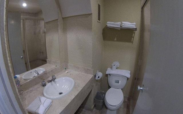 Hotel San Francisco Toluca, habitaciones con todas las amenidades