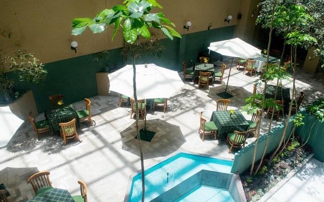 Hotel San Francisco Toluca, servicio de calidad
