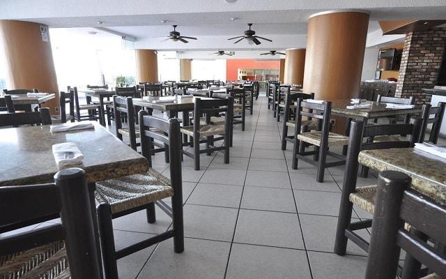 Hotel San Marino Vallarta Centro Beachfront, escenario ideal para tus alimentos