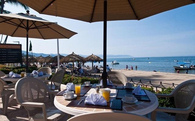 Hotel San Marino Vallarta Centro Beachfront, sitio ideal para comenzar el día