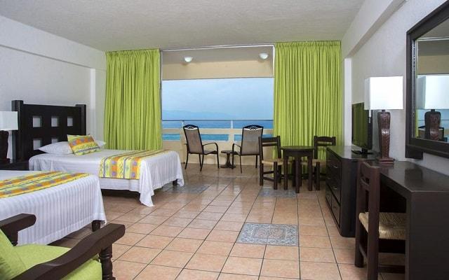 Hotel San Marino Vallarta Centro Beachfront, espacios diseñados para tu descanso