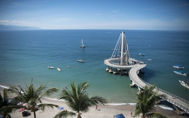 Hotel San Marino Vallarta Centro Beachfront, vistas hermosas