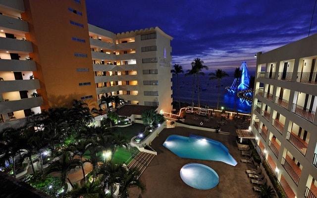 Hotel San Marino Vallarta Centro Beachfront, noches inolvidables
