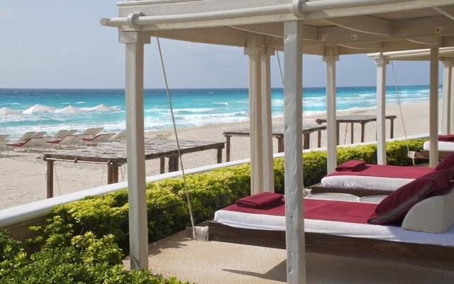 Hotel Sandos Cancún Lifestyle Resort, disfruta de la playa