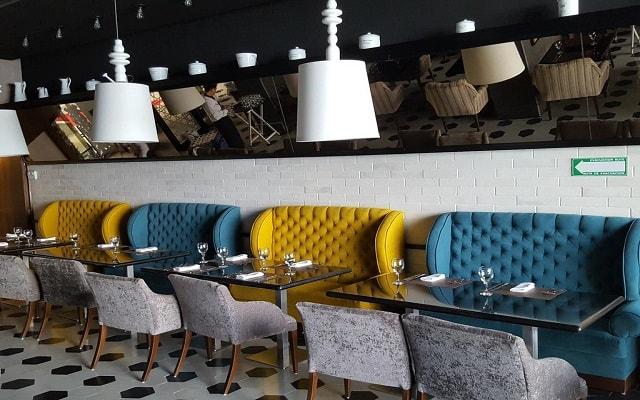 Hotel Sandos Cancún Lifestyle Resort, espacios de diseño