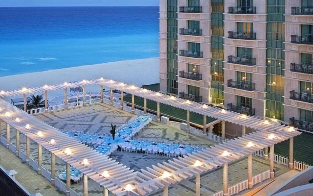 Hotel Sandos Cancún Lifestyle Resort, espacios para eventos