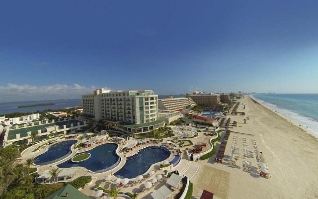 Hotel Sandos Cancún Lifestyle Resort en Zona Hotelera