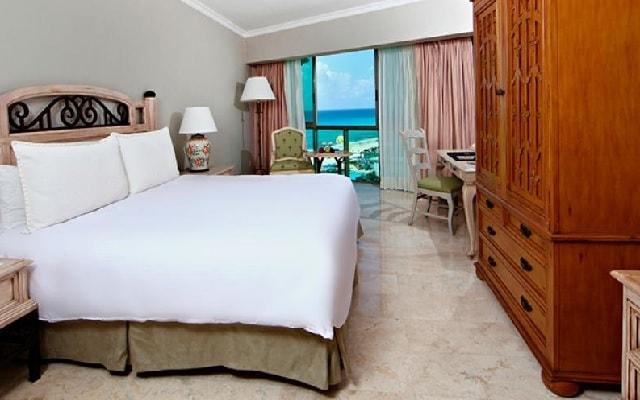 Hotel Sandos Cancún Lifestyle Resort, espacios diseñados para tu descanso