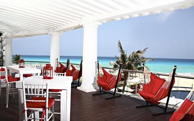Hotel Sandos Cancún Lifestyle Resort, servicios de calidad