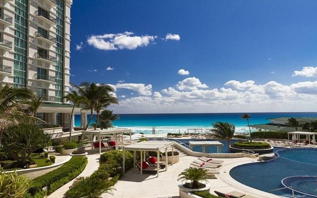 Hotel Sandos Cancún Lifestyle Resort, buena ubicación