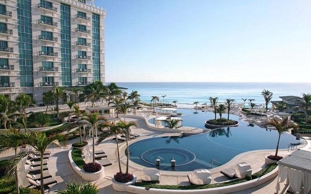 Hotel Sandos Cancún Lifestyle Resort, disfruta al máximo tu visita al Caribe