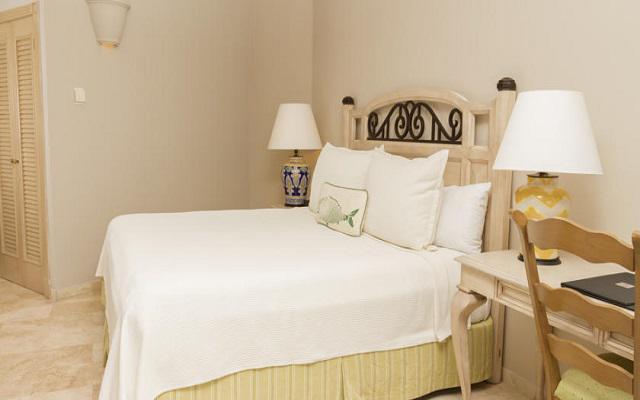 Cuenta con modernas y completamente equipadas habitaciones