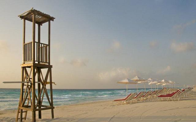 Disfruta de las playas del caribe mexicano