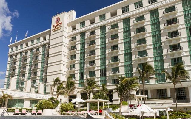 Sandos Cancun Luxury Resort All Inclusive en Zona Hotelera
