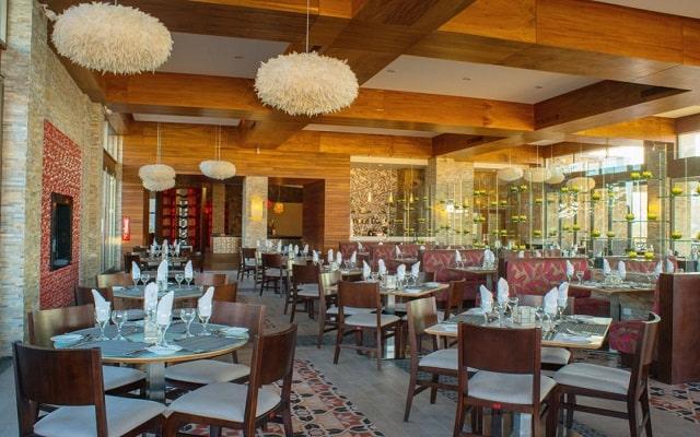 Hotel Sandos Finisterra Los Cabos All Inclusive Resort, buena y variada gastronomía