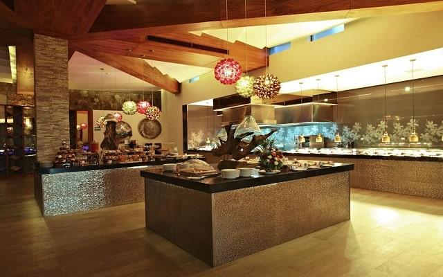 Hotel Sandos Finisterra Los Cabos All Inclusive Resort, ricos menús para tus alimentos