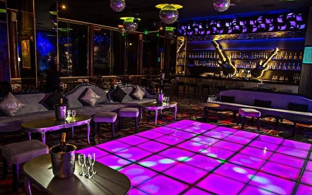 Hotel Sandos Finisterra Los Cabos All Inclusive Resort, discoteca